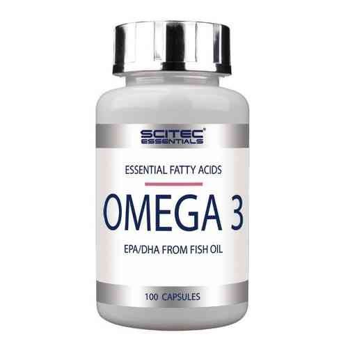 Omega 3 - 100caps - Scitec Essentials