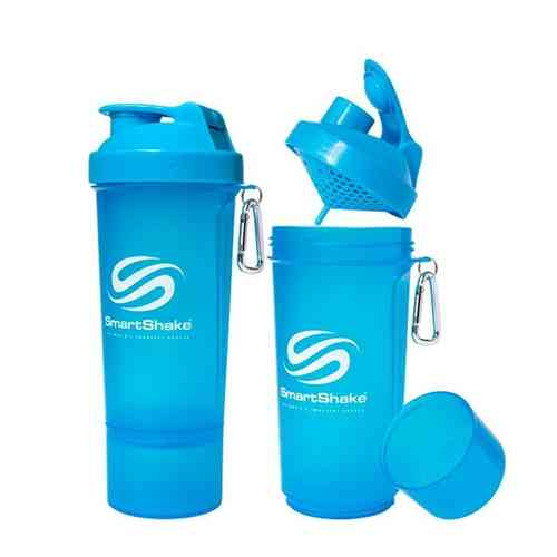 Shaker 500ml SmartShake  Slim Edition