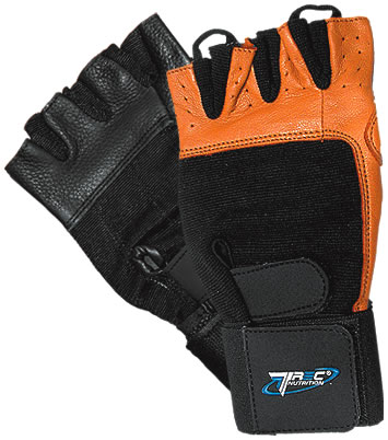 gants de musculation profi marrons avec straps poignets. Black Bedroom Furniture Sets. Home Design Ideas