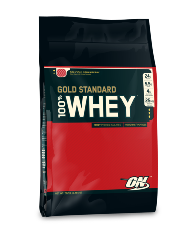 100% Whey Gold Standard 4,540kg Optimum Nutrition