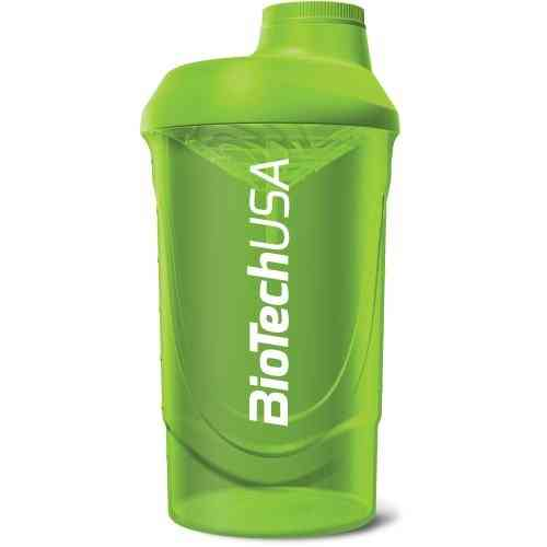 Shaker Neon Wave Fluo 700ml - Biotech USA