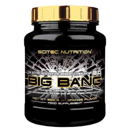 Big Bang 3.0 825g - Scitec Nutrition