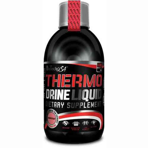Thermo Drine Liquid 500ml Biotech USA