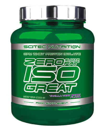 Zero Carb Iso Great 900g Scitec Nutrition