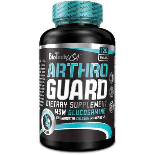 Arthro Guard Gold 120tabs Biotech USA