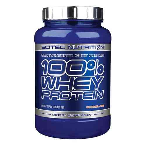 100% Whey Protein 920g Scitec Nutrition