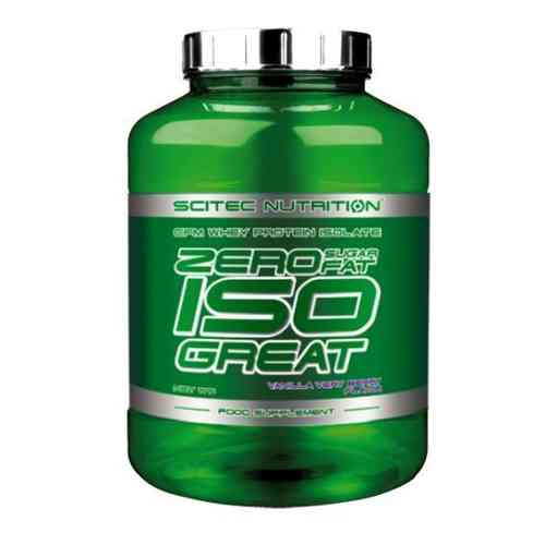Zero Carb Iso Great 2300g Scitec