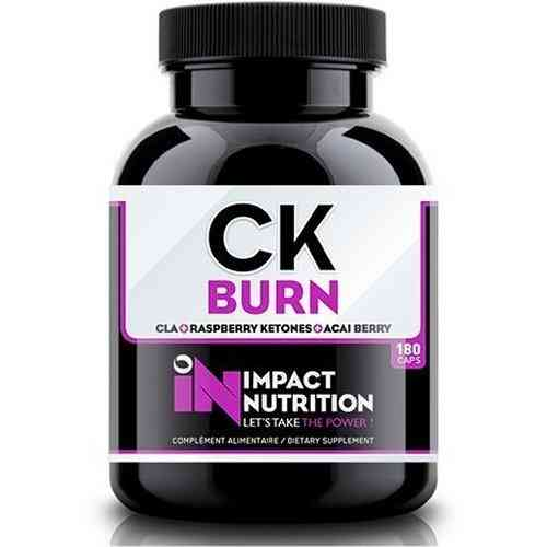 CK Burn 180caps Impact Nutrition