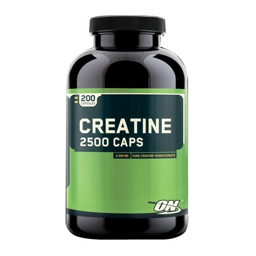 Creatine 2500 200caps Optimum Nutrition