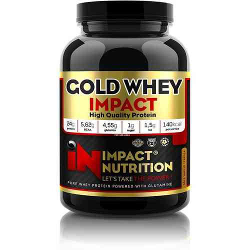 Gold Whey 908g Impact Nutrition