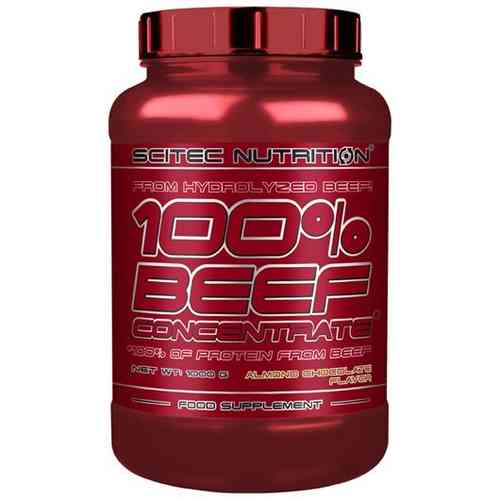 100% Beef Concentrate 1kg Scitec Nutrition