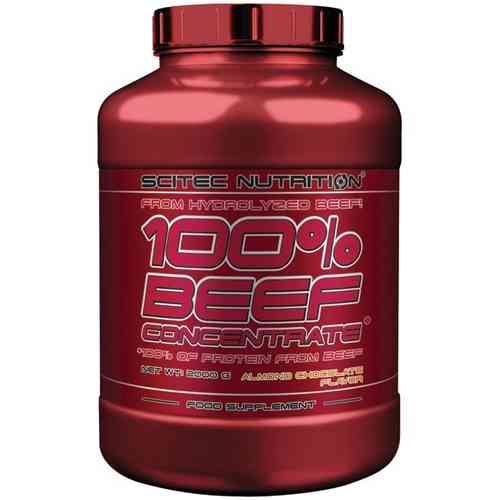 100% Beef Concentrate 2kg Scitec Nutrition