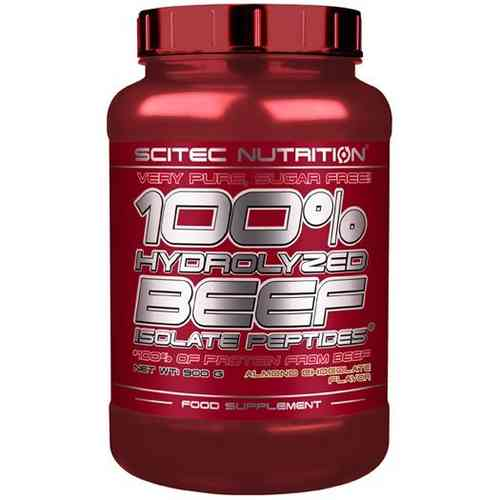 100% Hydrolyzed Beef 900g Scitec Nutrition