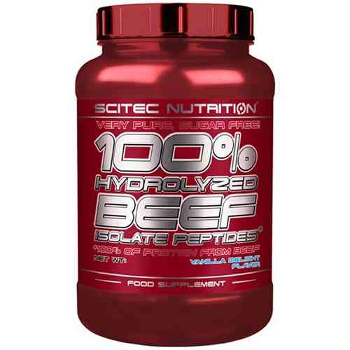 100% Hydrolyzed Beef 1800g Scitec Nutrition