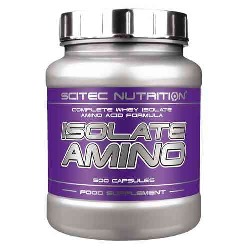 Isolate Amino Scitec Nutrition