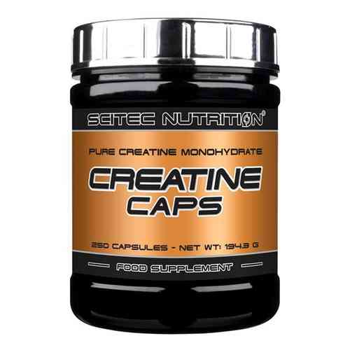 Creatine Caps 250 gélules Scitec Nutrition