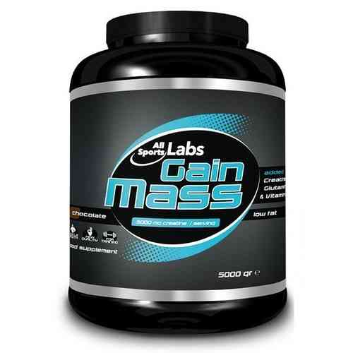 Gain Mass 5kg All Sports Labs