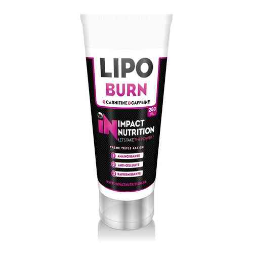 Lipo Burn 200ml Impact Nutrition