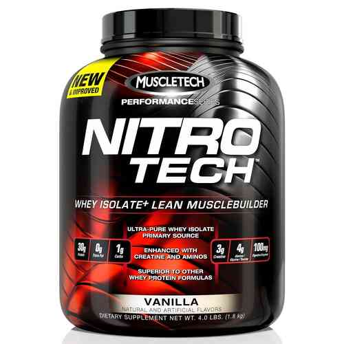 Nitro-Tech Performance Series 1800g Muscletech