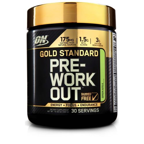Gold Standard Pre-Workout 330g Optimum Nutrition