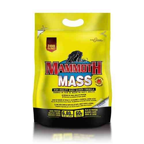 MAMMOTH MASS 6,800 kg Interactive Nutrition