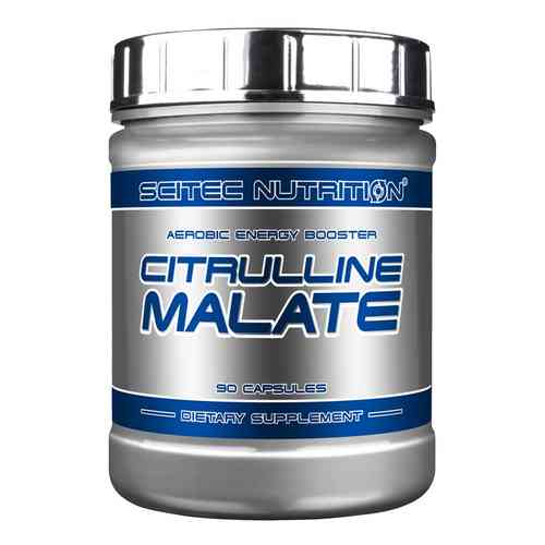 Pure Malate de citrulline 90caps - Scitec