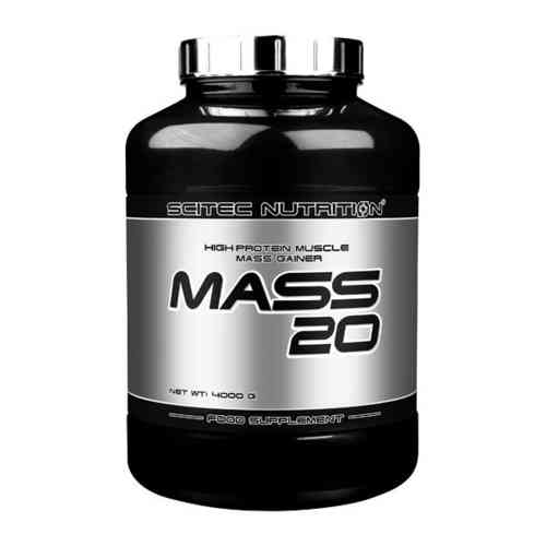 Mass 20 4000g Scitec Nutrition