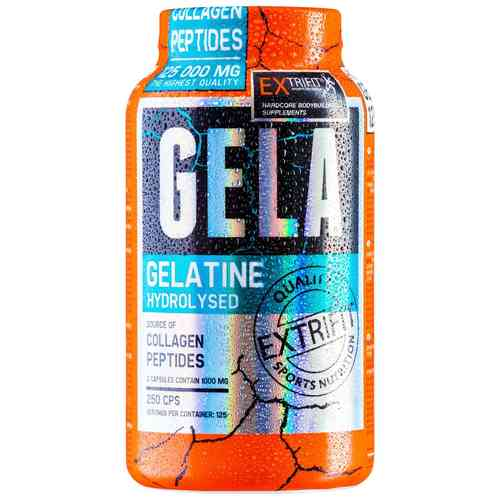 Gela Pure 900 mg 250 caps Extrifit