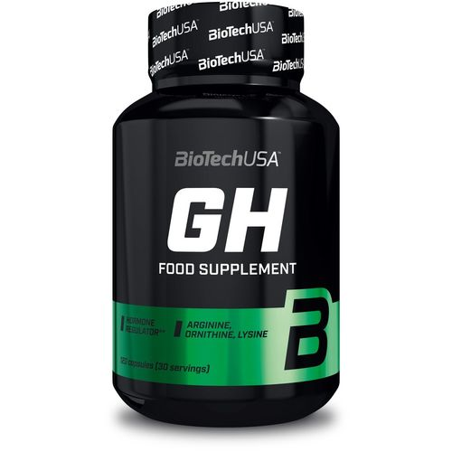GH Hormone Regulator 120caps Biotech USA