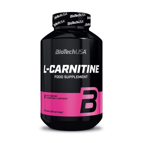 L - Carnitine 1000 60caps Biotech USA