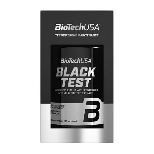 Black Test 90caps Biotech USA