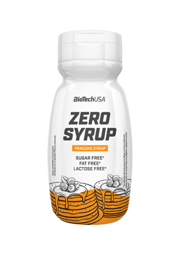 Zero Syrup 320 ml Biotech USA